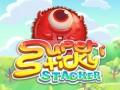 Hry Super Sticky Stacker