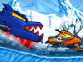 Hry Car Eats Car: Winter Adventure