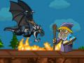 Hry Dragon vs Mage