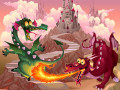 Hry Fairy Tale Dragons Memory