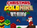 Hry Gold Mine Strike Christmas