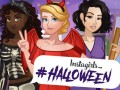 Hry Instagirls Halloween Dress Up