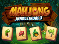 Hry Mahjong Jungle World