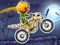 Hry Moto X3M Spooky Land
