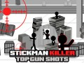 Hry Stickman Killer Top Gun Shots