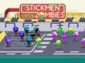 Hry Stickmen vs Zombies